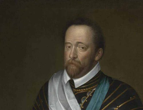 The end of sir Francis Drake